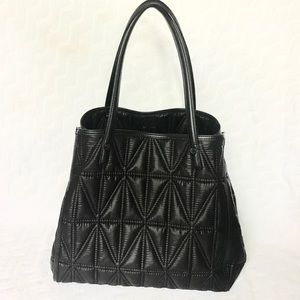 Juicy Couture Large Tote pouch combo black